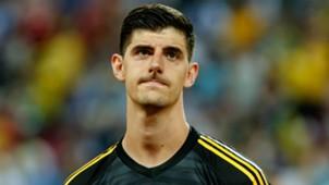 Thibaut Courtois Belgium 2018 World Cup