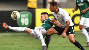 Willian e Ralf - Palmeiras x Corinthians - 8/04/2018