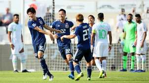 Japan Saudi Arabia Asian Cup 2019