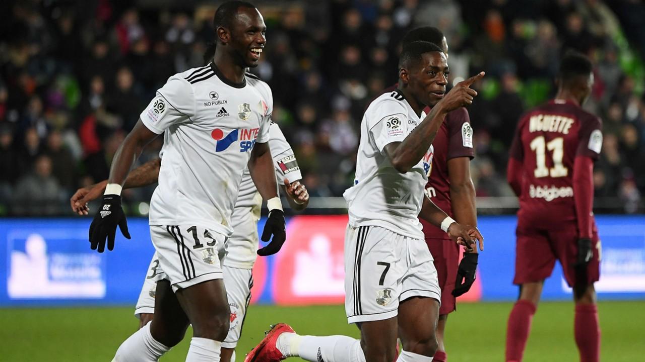 Moussa Konate Metz Amiens Ligue 1 25112017