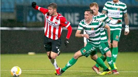 Jong PSV - Go Ahead Eagles, 12032018