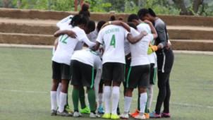 Nigeria U20 women - 2018
