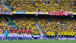 Colombia vs Paraguay Eliminatoria 2014