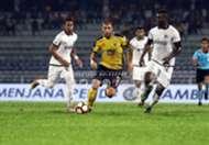 Vladislav Mirchev, Perak, Youssof Maiga, T-Team, Super League, 08/04/2017