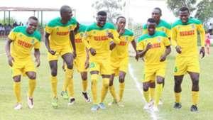 Mathare United v NZoia Sugar.