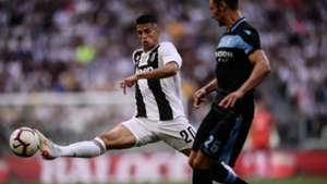 Juventus Turin Lazio Rom Cancelo 25082018