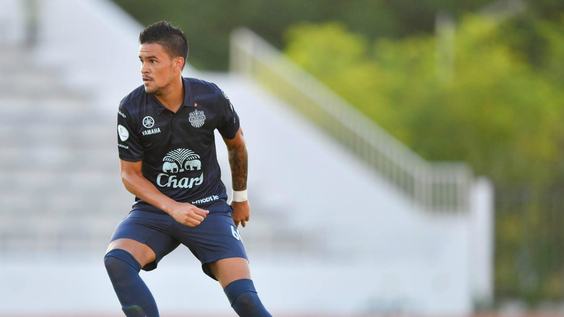 Rafael Bastos - Buriram United - 8/09/2017