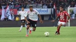 Bruno Matos & Stefano Lilipaly - Bali United vs Persija Jakarta