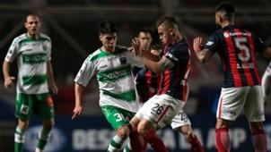 Robert Piris da Motta /San Lorenzo-Deportes Temuco