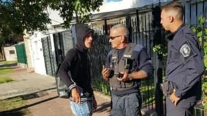 Ricardo Centurion Policia