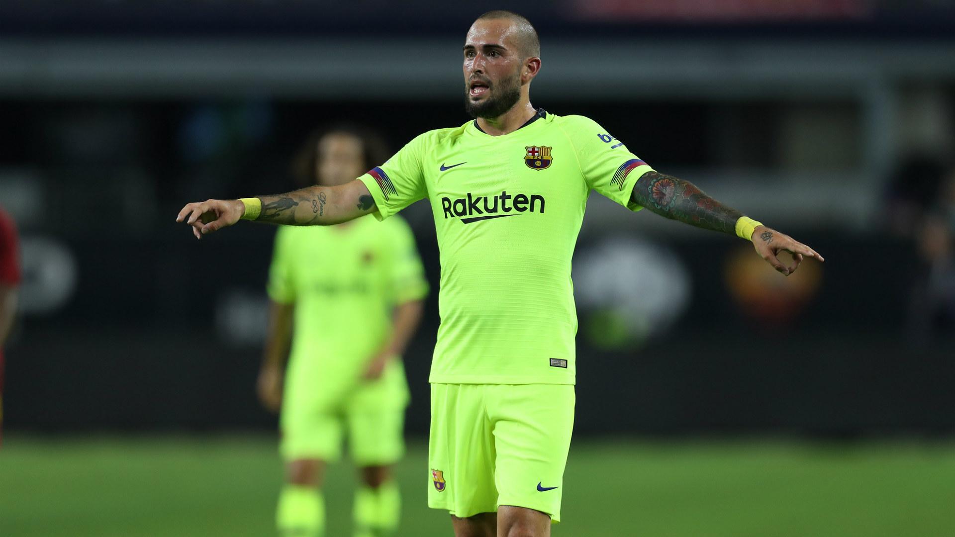 Aleix Vidal Barcelona ICC