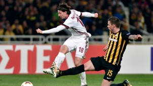 Riccardo Montolivo - AEK-Milan