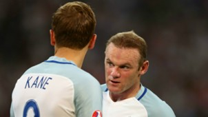 Wayne Rooney England Euro 2016