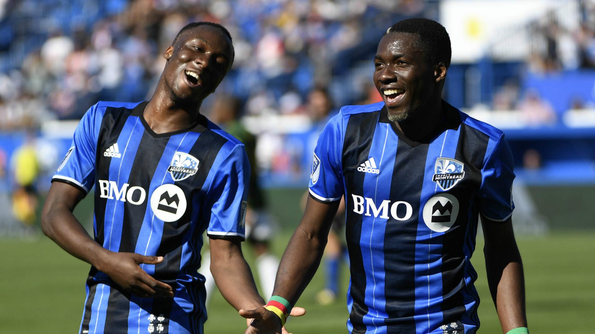 Ballou Tabla Ambroise Oyongo Montreal Impact