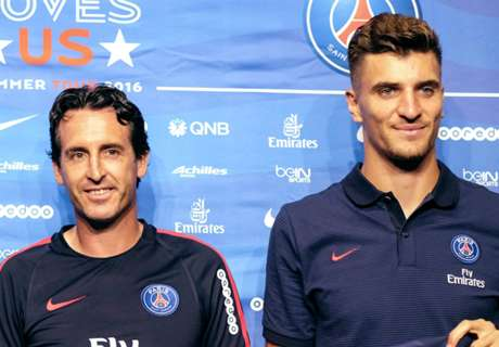 Meunier expects Emery to lose PSG job