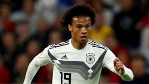 Leroy Sane Germany France 09062018