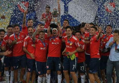 Independiente busca superar al Barcelona