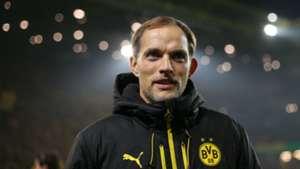Thomas Tuchel Borussia Dortmund 08022017