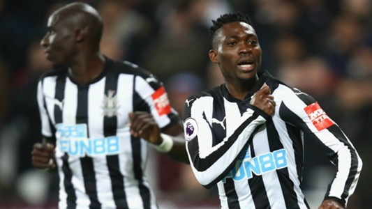 Christian Atsu - West Ham vs. Newcastle