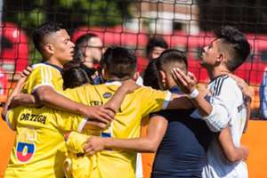 colombia campeón  5v5 Gatorade