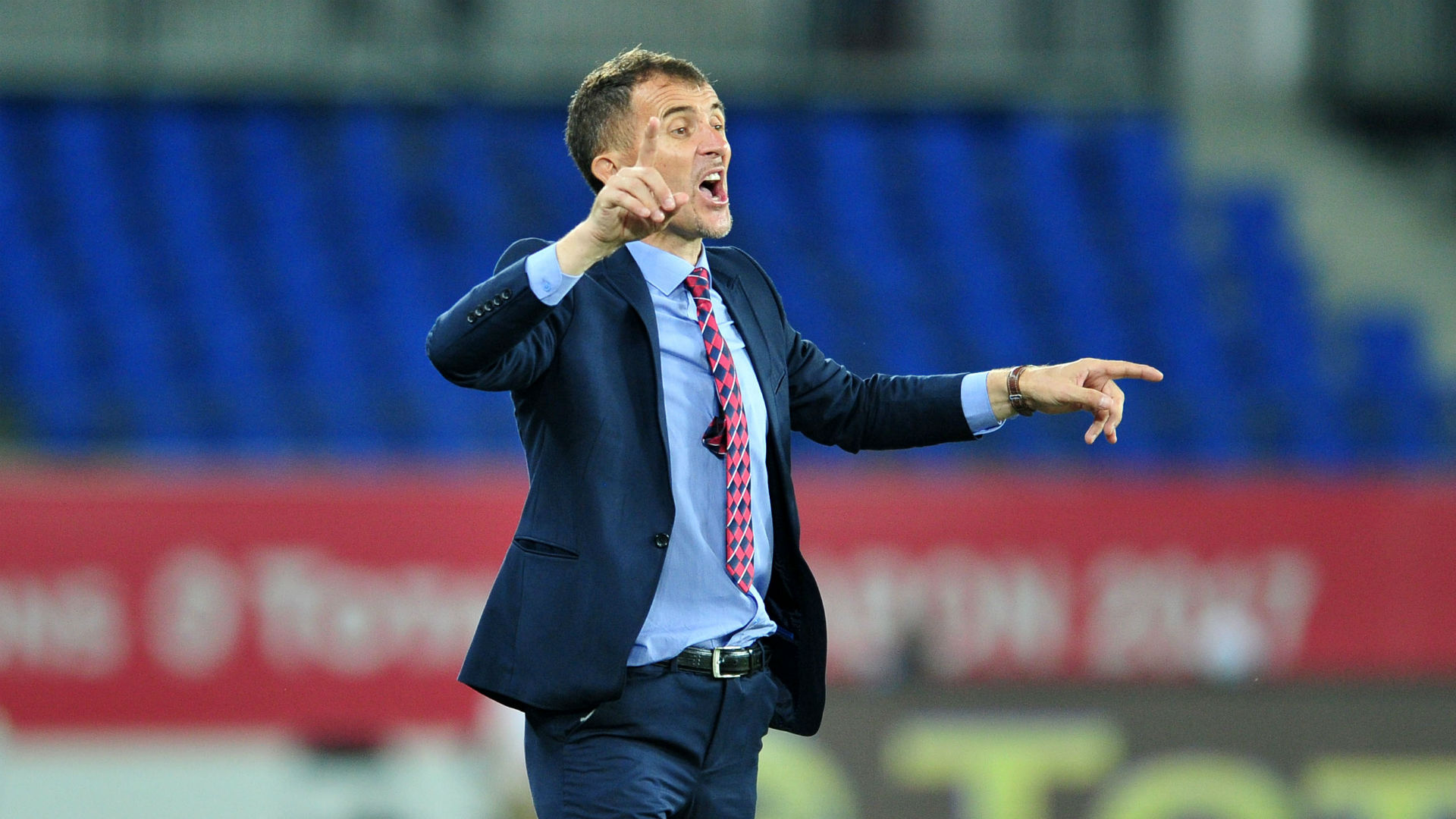 Orlando Pirates coach, Milutin Micho Sredojevic