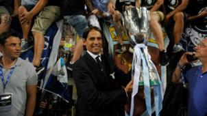 Simone Inzaghi Lazio Super Cup 08132017