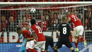 Arturo Vidal Bayern Munich Real Madrid Champions League