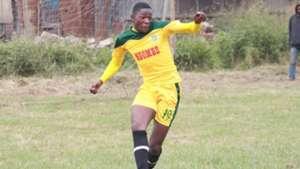 Mathare United training.
