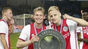 Frenkie de Jong, Ajax, 05152019