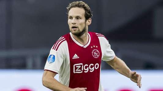 Daley Blind Ajax Eredivisie 11032018