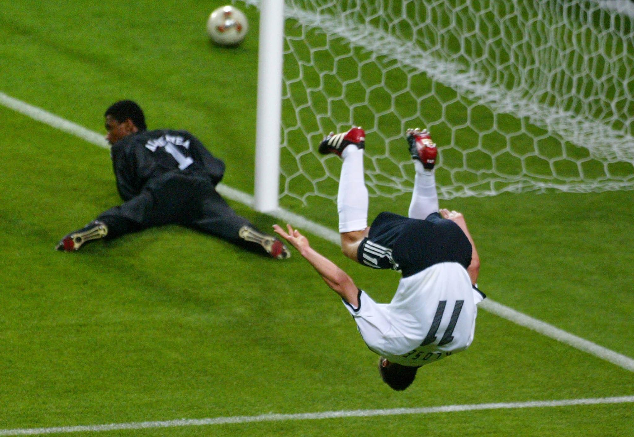 Germany 8-0 Saudi Arabia