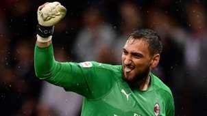 Donnarumma Milan Roma Serie A