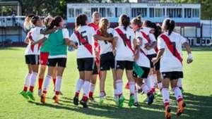 River UAI Urquiza Fecha 7 futbol femenino Primera A