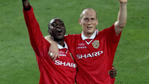 Jaap Stam Manchester United Champions League 1999
