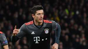 Robert Lewandowski Bayern Munich 07032017