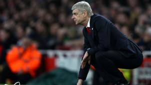 Arsene Wenger Arsenal 11032017