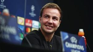 Borussia Dortmund Mario Götze 25092017