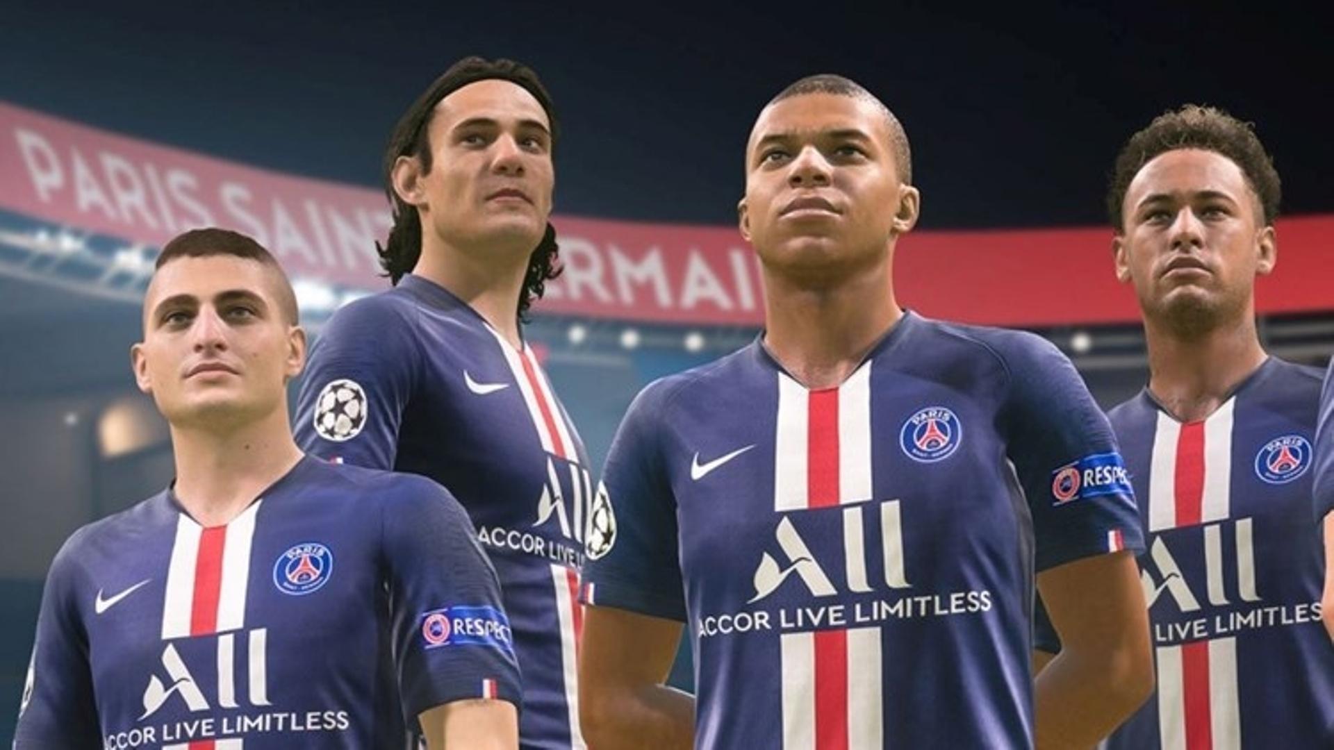 PSG FIFA 20