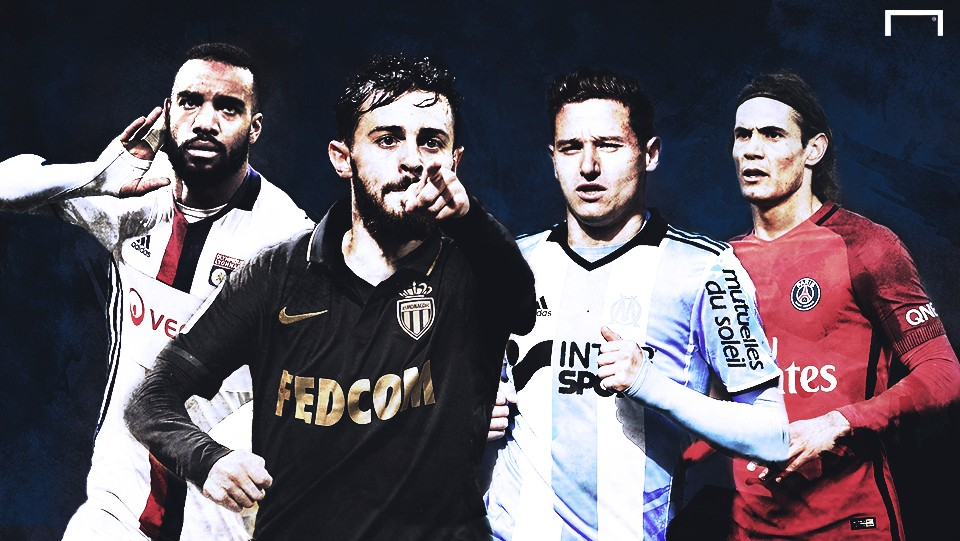 Couv All Star Game Goal Ligue 1