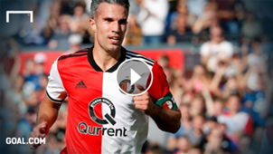 Robin Van Persie Feyenoord NAC Breda