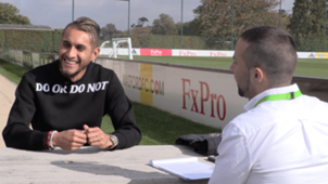 Roberto Pereyra interview
