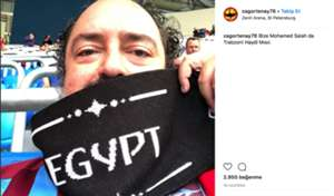 Nevzat Aydın Rusya Mısır