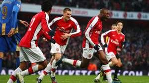 Arsenal 2008