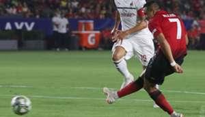250718 Alexis Sánchez Milan Manchester United
