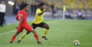 Mohamadou Sumareh, Malaysia v Singapore, Airmarine Cup, 20 Mar 2019