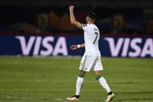 CAN 2019 Algeria Kenya Riyad Mahrez