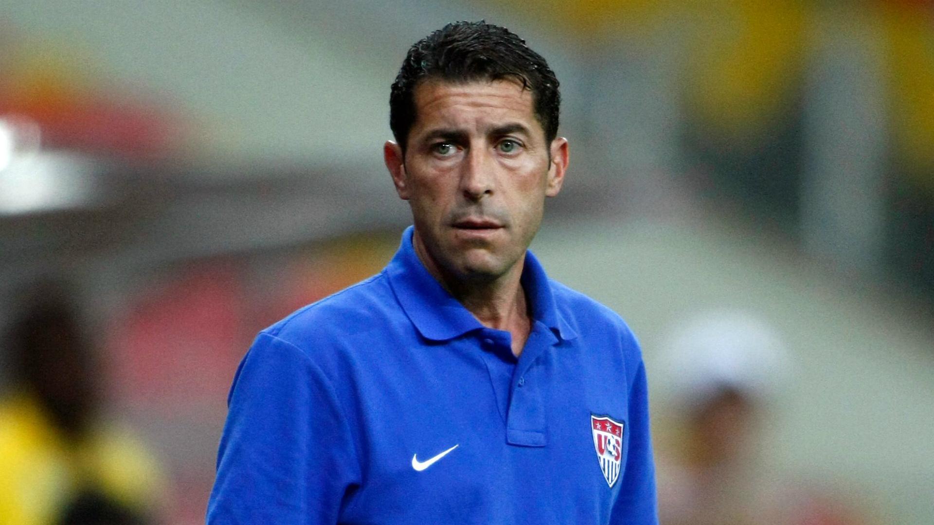 Tab Ramos USA U20 World Cup 0272013