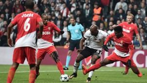 Besiktas Monaco Champions League 01112017