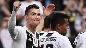 Cristiano Ronaldo Juventus Fiorentina