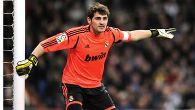 Real Madrid Iker Casillas 15012013